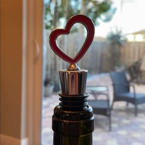 Other - ❤️ wine stopper